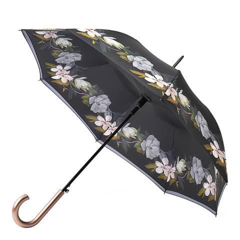Ted Baker Opal Border Print Bloomsbury 2 Umbrella