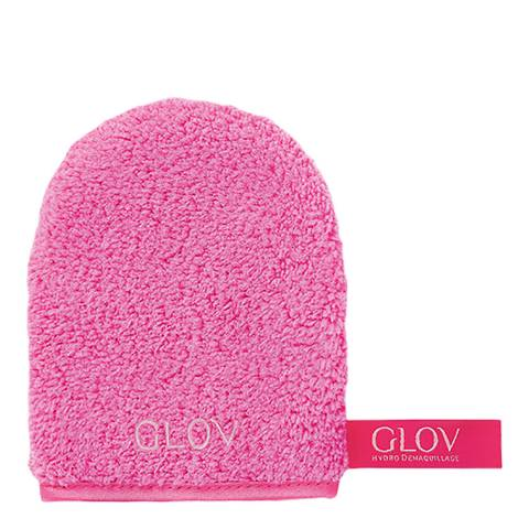 GLOV On-The-Go Cleansing Mitt Party Pink