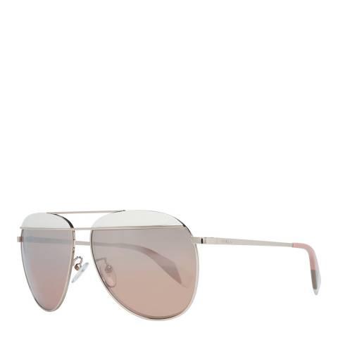Furla Bronze Aviator Sunglasses