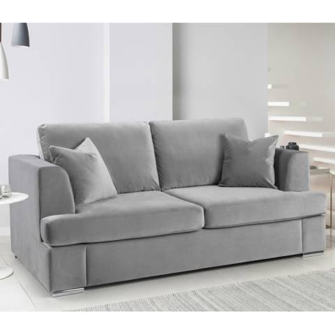 The Great Sofa Company Felice 3 Seater Sofa Malta Grey