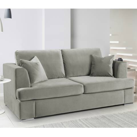 The Great Sofa Company Felice 3 Seater Sofa Malta Putty