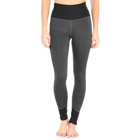 Electric Yoga Heather Grey Luna Comfort Leggings