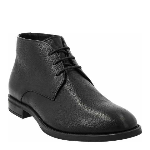 BOSS Black Coventry Formal Leather Boots