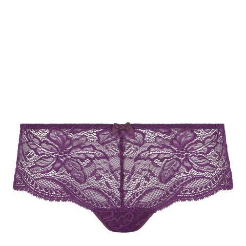 Simone Perele Purple Eden Shorty Brief