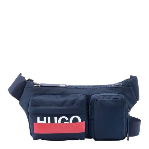 HUGO Navy Roteliebe Belt Bag