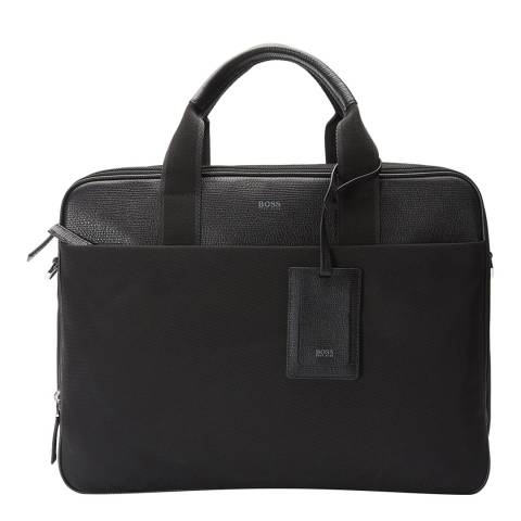BOSS Black Meridian Document Case