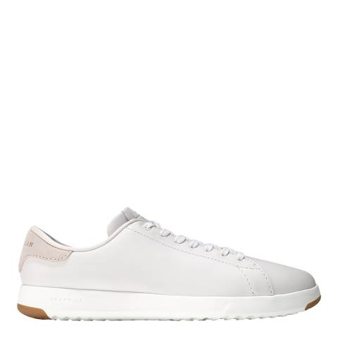 Cole Haan White Grandpro Tennis Sneaker