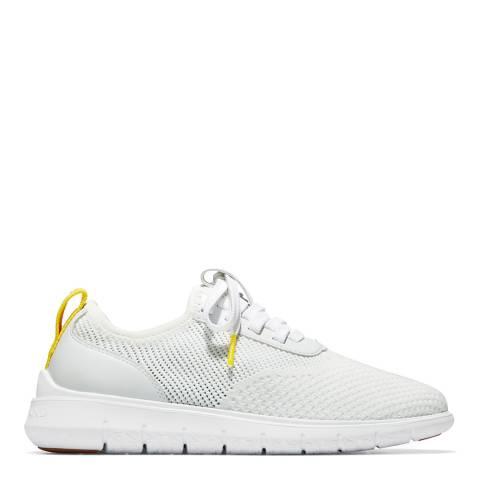 Cole Haan White Generation Zerogrand Sneakers