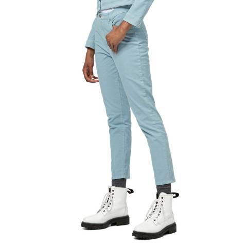 HUGO Pale Blue Stella Stretch Jeans