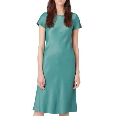 BOSS Green Dipalma Sheen Dress