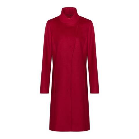 HUGO Red Metura Cashmere/Wool Blend Coat