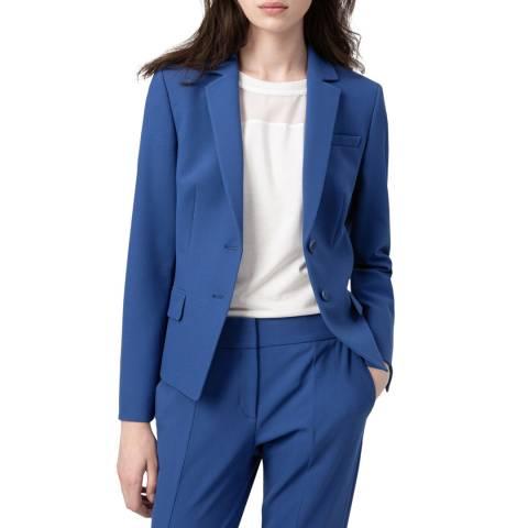 HUGO Blue Alasis Stretch Jacket