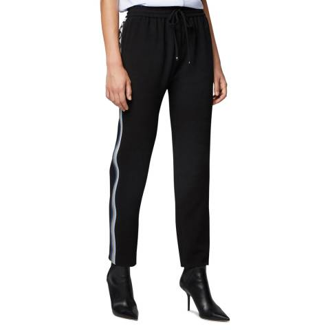 BOSS Black Safalir1 Tape Trousers