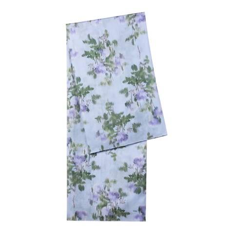 BOSS Multi Floral Print Scarf