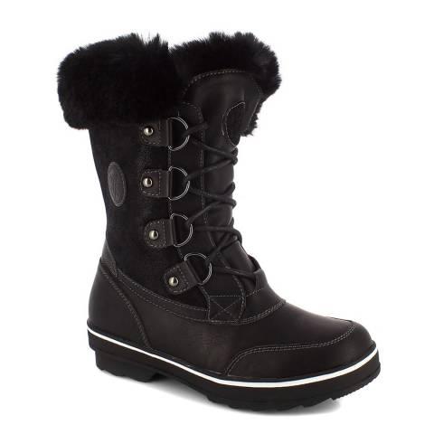 Kimberfeel Grey Leana Snow Boots