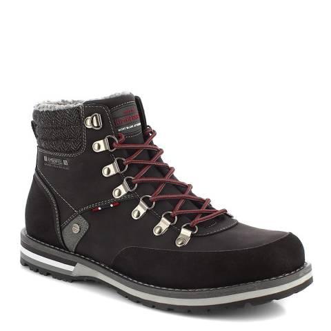 Kimberfeel Black Renzo Hiking Boots