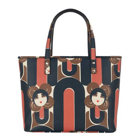 Orla Kiely Sienna More is More Tote