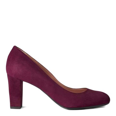 Hobbs London Mulberry Sonia Court Heeled Shoes