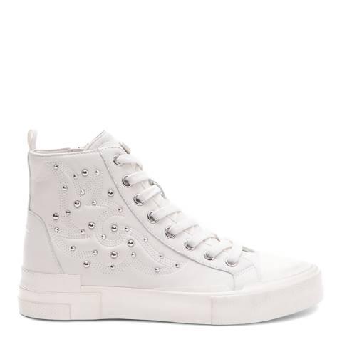 ASH White Gaudi Hightop Sneaker