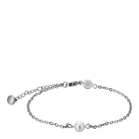 Amelia Parker Silver Pearl Collection Bracelet