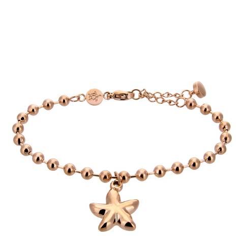 Amelia Parker Rose Gold Starfish Collection Bracelet