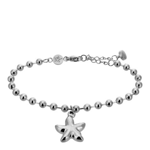 Amelia Parker Silver Starfish Collection Bracelet