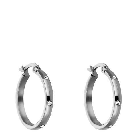 Amelia Parker Silver Crystal Collection Earrings