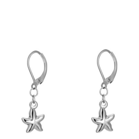 Amelia Parker Silver Starfish Collection Earrings