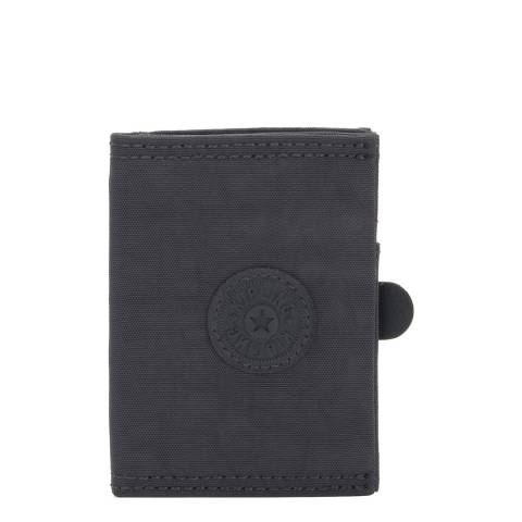 Kipling Night Grey Card Keeper Wallet