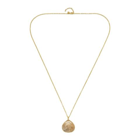 Hobbs London Peach Moonstone Mellie Necklace