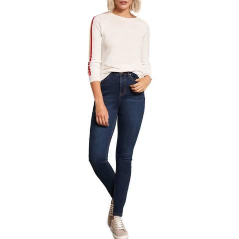 Mint Velvet Joliet Indigo Skinny Jean