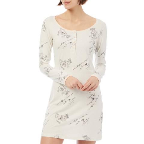 Cottonreal Cottonreal/Hays Deluxe Modal Teddy Hugo Hug Lounger Shirts