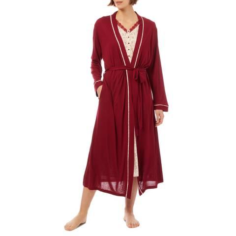 Cottonreal Cottonreal/Hays Butterfly Flora N/Dress & Wrap Set / 2PCS SET