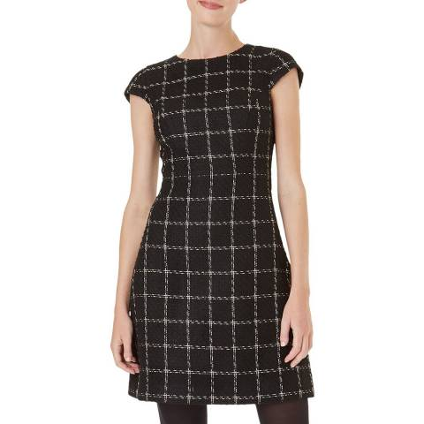 Hobbs London Black Ashley Dress