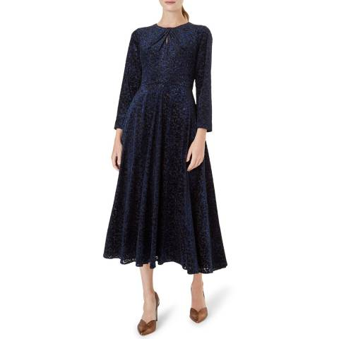Hobbs London Black Neva Dress