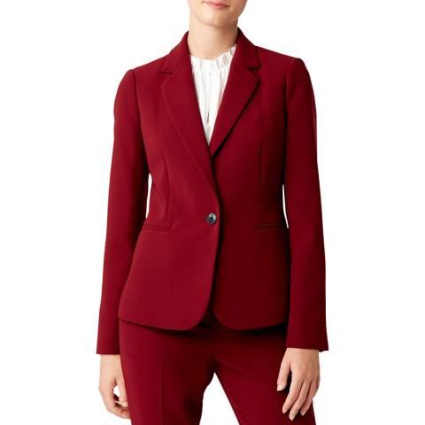 Hobbs London Red Tamsin Jacket
