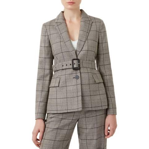 Hobbs London Multi Hailey Wool Jacket