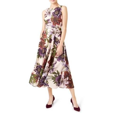Hobbs London Pink Carly Dress