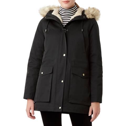 Hobbs London Black Florence Coat