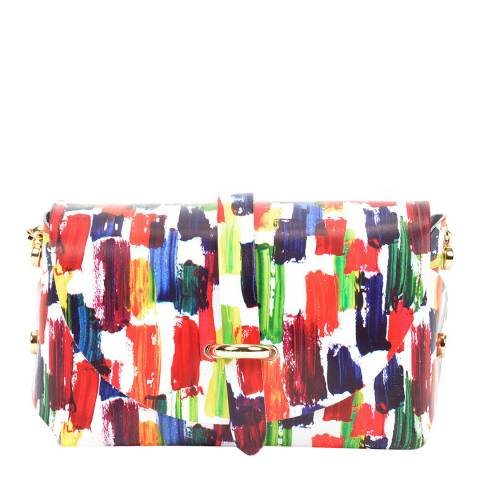 Sofia Cardoni Multi Coloured Crossbody/Clutch Bag