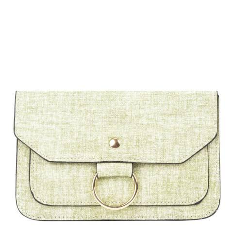 Isabella Rhea Green Crossbody/Clutch Bag