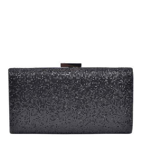 Sofia Cardoni Black Crystal Clutch