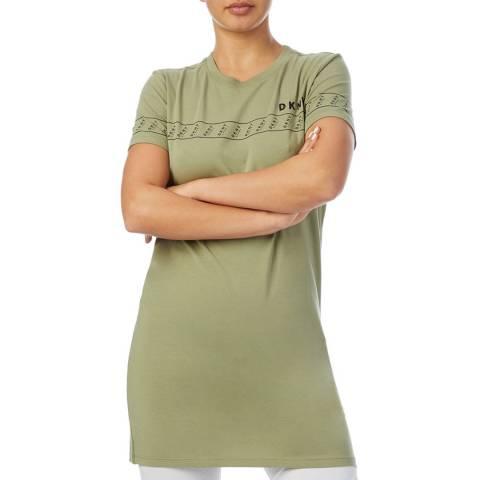 DKNY Olive T Shirt Dress