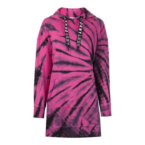 DKNY Rebel Tie Dye Sneaker Dress