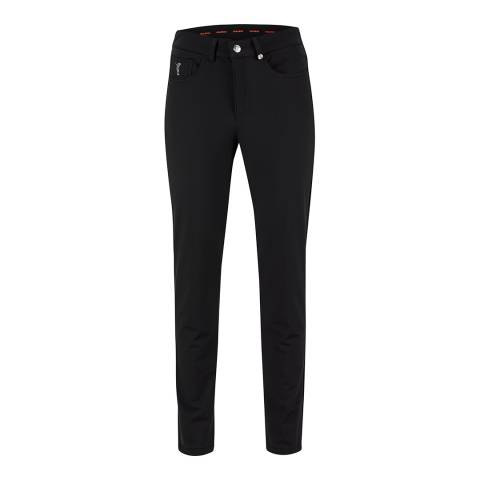 GOLFINO Black Trousers