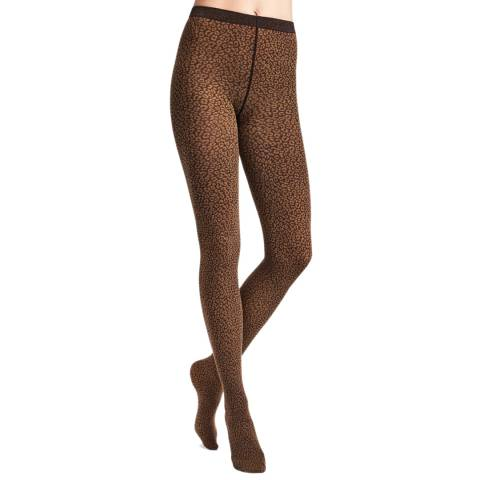 Wolford Chateau/Foxy Cheetah Tights