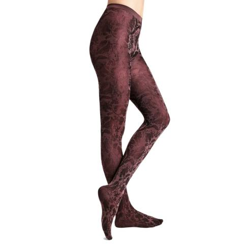 Wolford Chateau/Black Jungle Tights