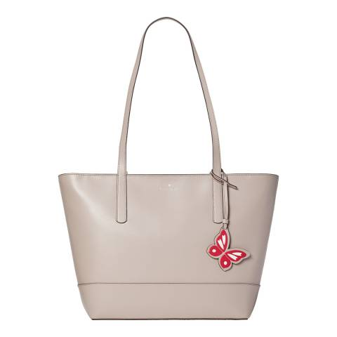 Kate Spade Taupe Adley Large Tote