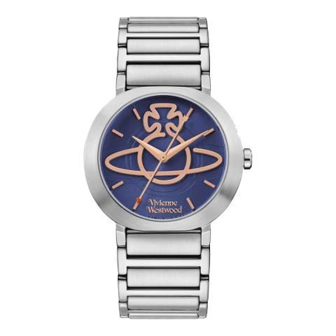 Vivienne Westwood Silver Clerkenwell Watch