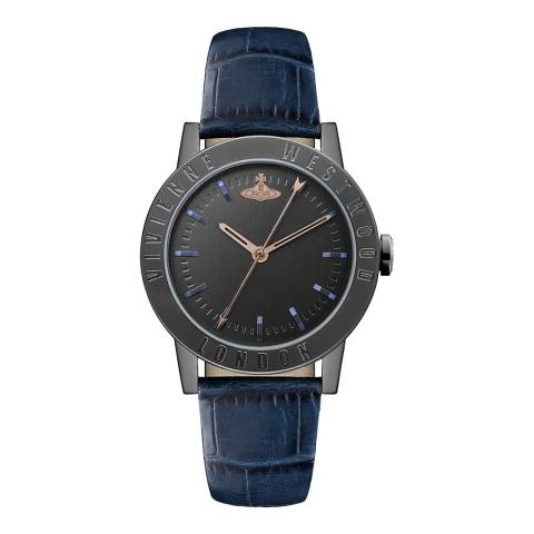 Vivienne Westwood Blue Warwick Watch